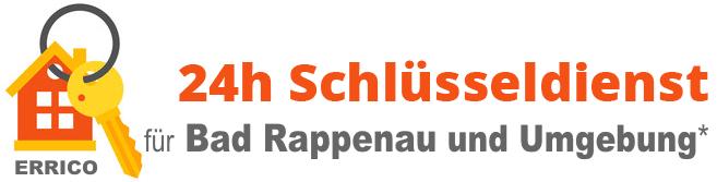 24h Schlüsseldienst für Bad Rappenau und Umgebung